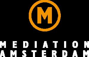 logo MAM_oranje-wit