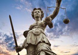vergeving en gerechtigheid