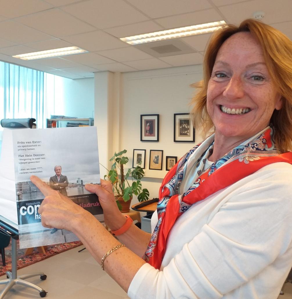 Eline van Tijn over mkb onderzoek