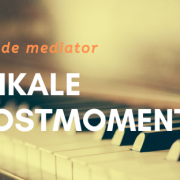 muziek en mediation