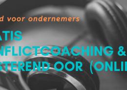 conflict coaching voor ondernemers