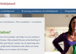 website raad voor rechtsbijstand