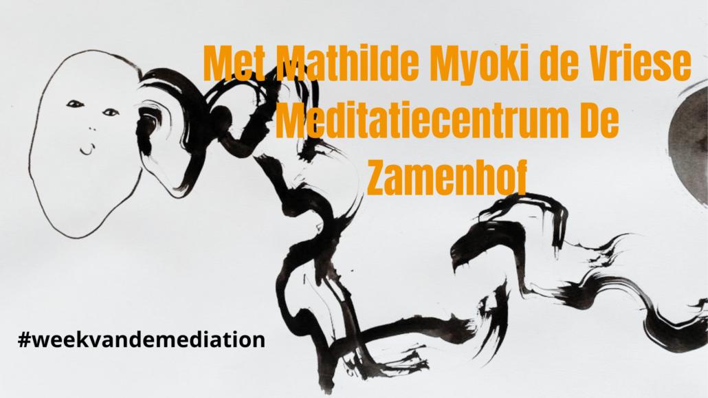 meditatie versus mediation